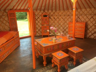Cozy 1 bedroom Le Champ-Saint-Pere Yurt with Internet Access - Le Champ-Saint-Pere vacation rentals