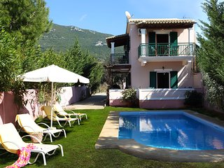 Villa Rania - 3 bedrooms with private pool & Wi-Fi !!! - Chalikounas vacation rentals
