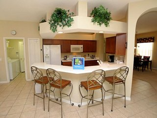 Westhaven 5/3 Pool Home property, fully furnished, with full kitchen, and all linens and towels - Davenport vacation rentals
