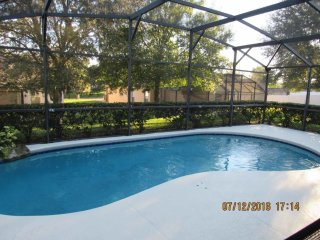 Orange Tree 4/2 pool home property, fully furnished, with full kitchen, and all linens and towels - Clermont vacation rentals