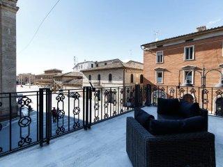 Nice Condo with Internet Access and A/C - Santa Maria degli Angeli vacation rentals