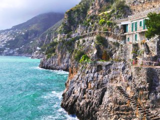 Unique location by the sea - V711 - Fiordo di Furore vacation rentals