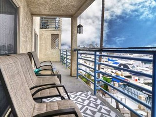 Marina Del Mar 210B - Harbor Views with Large Balcony - Oceanside vacation rentals