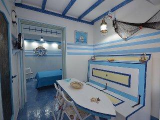 Casa Vacanza FRONTE MARE-2 a 10mt. dal mare - San Vito lo Capo vacation rentals