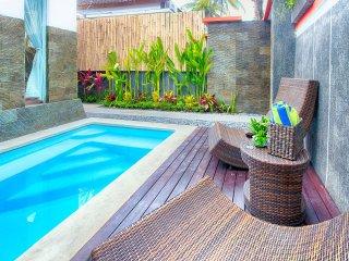 Stylish Villa Nica 200 meters to Cocoon Beach Club - Seminyak vacation rentals