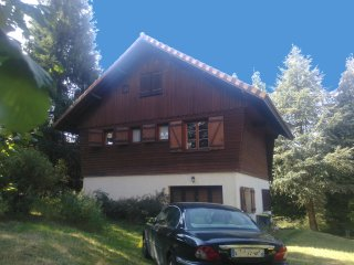 Lovely Chalet with Internet Access and Children's Pool - Saint-Remy-Sur-Durolle vacation rentals