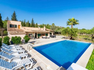 SON TURTURELL - Fantastic Villa with Private pool - Buger vacation rentals