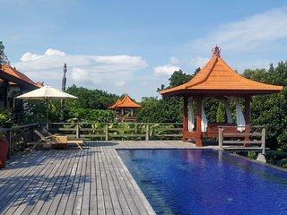 Nice Villa with A/C and Shared Outdoor Pool - Kediri vacation rentals