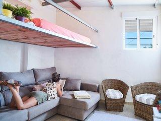Casa ISLA 10 pers (6ad+4kids)- WIFI, AIR COND, TV SAT, Beach - Puerto de Mazarron vacation rentals