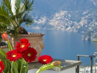 Spectacular views - wonderful house - A629 - Praiano vacation rentals