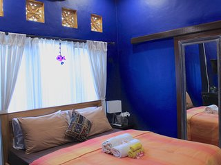 BLUE Room - The Light House - Ubud vacation rentals