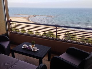 Little Sunny House 2 - beautiful panoramic sea views, 3 rooms, sleeps up to 10 - Alicante vacation rentals