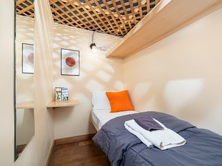 Chelsea Cabins - New York City vacation rentals