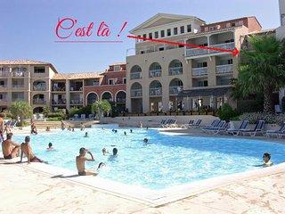 """""""Pierre & Vacances"""" Plage, Piscine, Solarium & vue Mer - Six-Fours-les-Plages vacation rentals"""