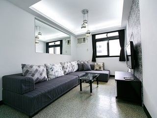 MODERN CENTER CITY 2B1b - Daan MRT, Daan Park - Taipei vacation rentals
