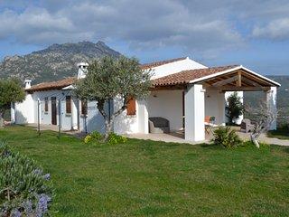 Costa Smeralda - Grande villa indipendente immersa nel verde, vista mare - Cugnana vacation rentals