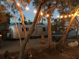 """Vintage Glamping in """"The Time Capsule"""" in the middle of the amazing desert - Borrego Springs vacation rentals"""