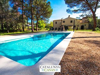 Rustic 7-bedroom villa in Santa Cristina only 4km from the beaches of Costa - Santa Cristina d'Aro vacation rentals