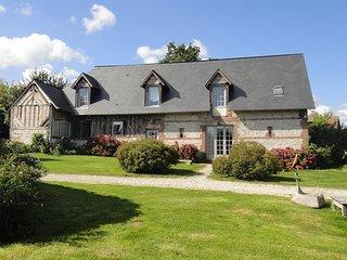 Gite de caractere pres de Honfleur  dans un bel environnement - Gonneville-sur-Honfleur vacation rentals