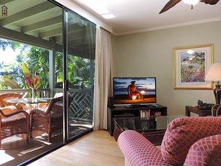 1Bdrm w/Full Kit. Free Wi-Fi-Walk To Poipu Beach - Poipu vacation rentals
