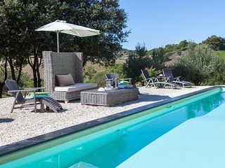 CASALE LAVANDA, South of Todi, with jet stream pool - Avigliano Umbro vacation rentals