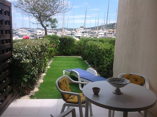 1 bedroom Apartment with Internet Access in Port Cogolin - Port Cogolin vacation rentals