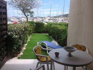 1 bedroom Apartment with Internet Access in Port Cogolin - Port Cogolin vacation rentals