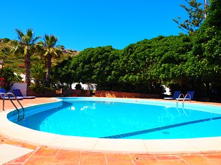 Appart. 4 pers. in Hotel Relais Le Nereidi- con colazione, WI-FI, piscina, bici - San Vito lo Capo vacation rentals