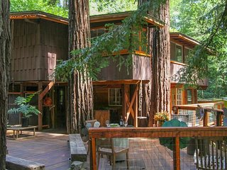 Relaxing getaway in a Treehouse - Guerneville vacation rentals