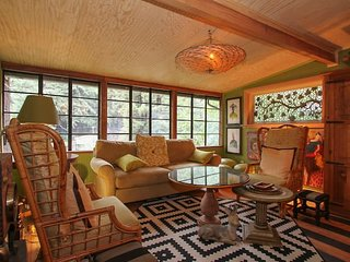 Cozy House with Internet Access and Balcony - Guerneville vacation rentals