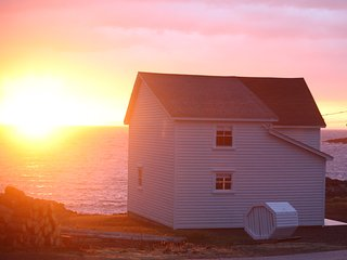 The Old Salt Box Co. Grandma Lilly's - Fogo Island vacation rentals
