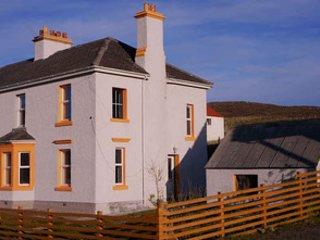 Kilda House, Isle of Harris, Sea Loch Views, sleeps 2-6/7, many beaches 5 min. - Leverburgh vacation rentals