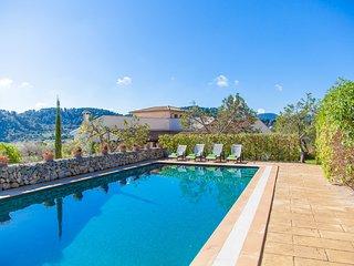 SON MAGUET - Villa for 12 people in Caimari - Caimari vacation rentals