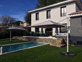 Luxurious & Modern Villa with Pool - Biot vacation rentals