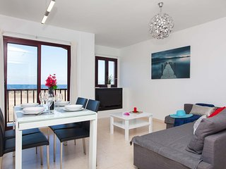 Bright apartment with sea views for 4 people - Corralejo vacation rentals