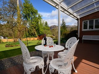 Charming House with Internet Access and Game Room - Port of Menteith vacation rentals