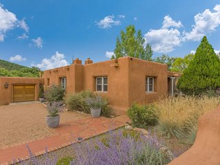 Two Casitas - Canyon River - Luxury Adobe Home, New Furnishings to Come - Santa Fe vacation rentals