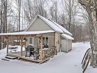 New! Charming 2BR Cottage In Johnsburg Township - Bakers Mills vacation rentals