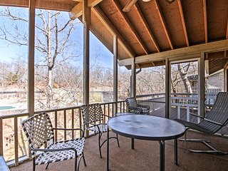 NEW! Peaceful 3BR Osage Beach House w/Pool Access! - Osage Beach vacation rentals