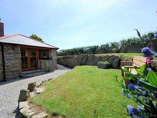 Beautiful 1 bedroom House in Saint Buryan with Fireplace - Saint Buryan vacation rentals