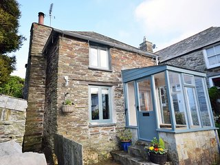 Bright 1 bedroom Trebarwith Strand House with Internet Access - Trebarwith Strand vacation rentals