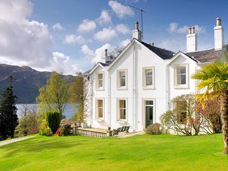 Nice 10 bedroom House in Colintraive with Internet Access - Colintraive vacation rentals