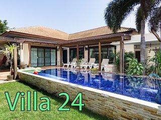 BUSABA VILLA 24 - Hua Hin vacation rentals