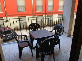 Studio Apartment Mimosa 6 with Balcony, 4 Persons - San Siro vacation rentals