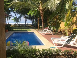 Beachfront Ocean Unit in Casa Bejuco Ay Bonita . . . a beautiful retreat! - Playa Bejuco vacation rentals