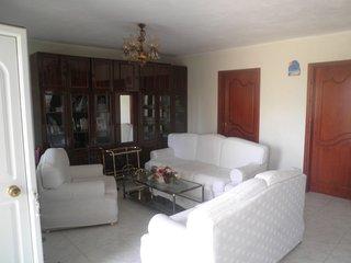 R64 Sunny apartment with beautiful garden! - Flogita vacation rentals