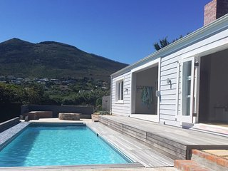 STYLISH SEA-BREEZE VILLA - NEW - Noordhoek vacation rentals