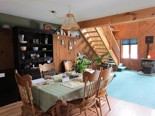 Alpine escape w/ a prime location close to hiking, skiing, snowmobiling, & golf! - Mount Holly vacation rentals