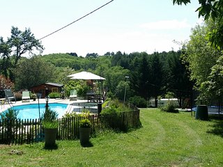 Chalet / stacaravan La Vallée Tournier - Villefranche-du-Perigord vacation rentals