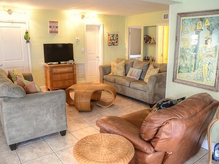 JUNE/JULY $PECIALS - BEACHSIDE VACATION HOME ACROSS FROM OCEAN- 2BR/2BA - #18 - Ormond Beach vacation rentals